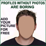 Image recommending members add Adventure Passions profile photos
